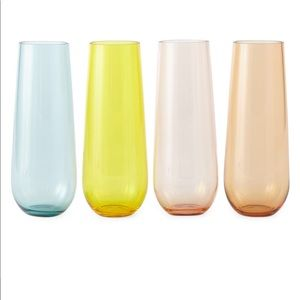 Other - 4-pc. Champagne Flutes